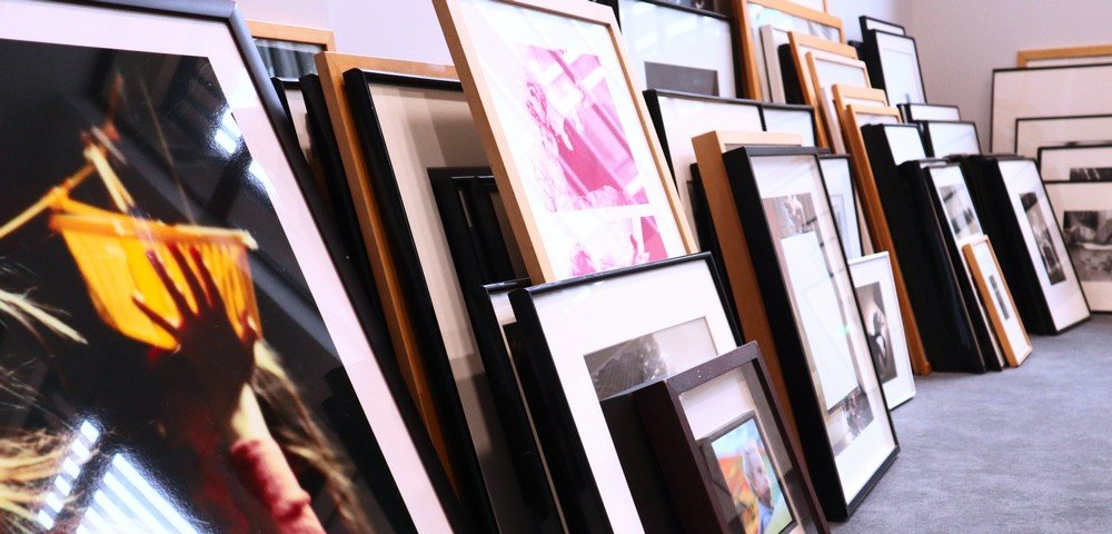 art photographie bibliothèque exposition