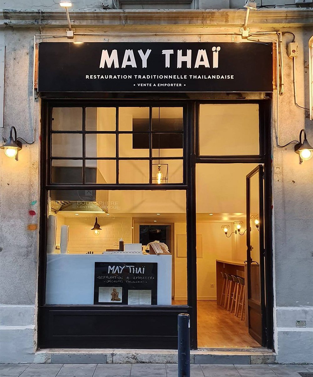 MAY THAI CANTINE THAILANDAISE