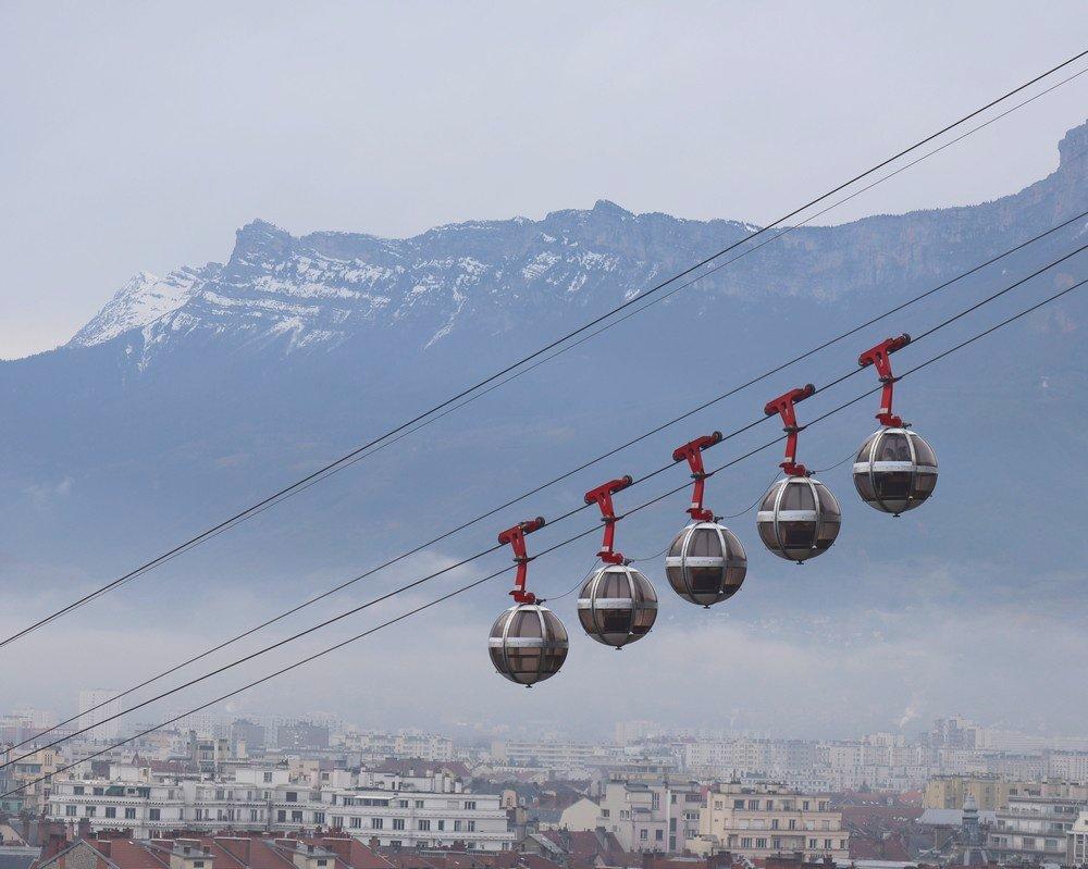 Bastille Grenoble Mondaines