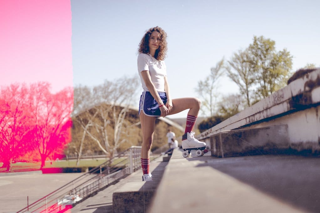 Dj Bernadette fait partie de la nouvelle génération de DJ français
