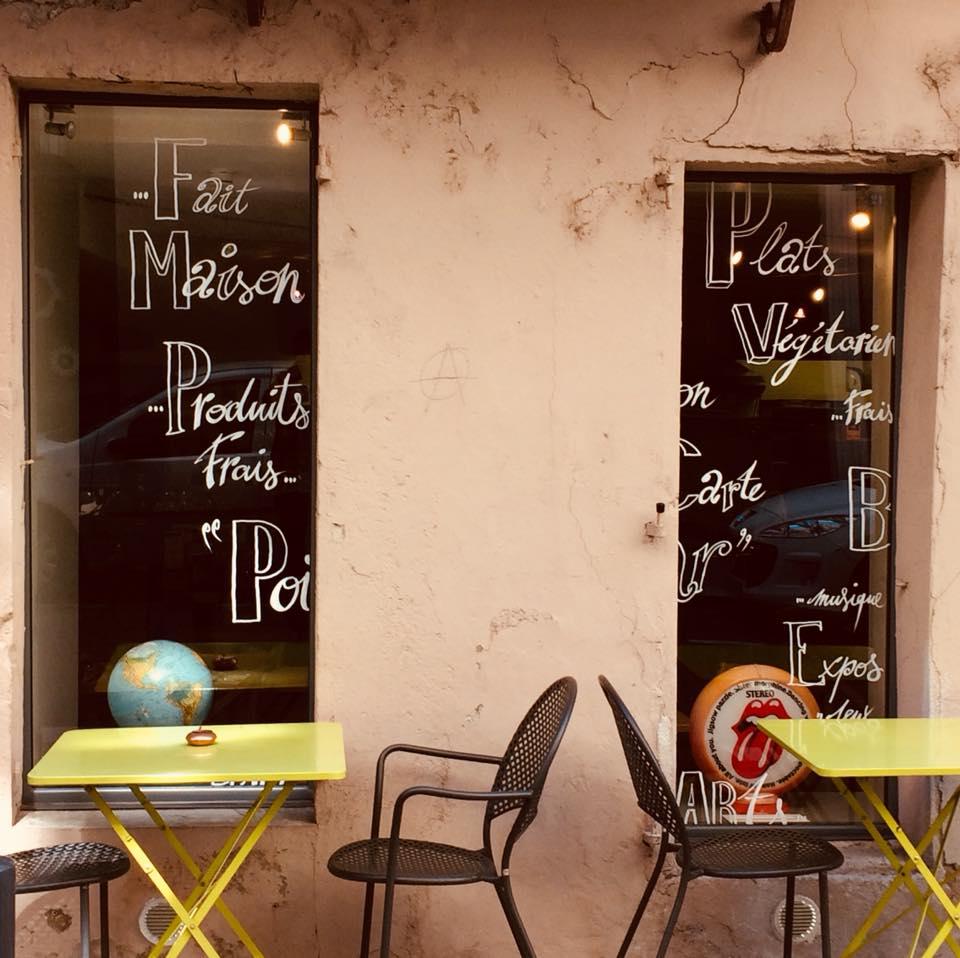 Point Bar Grenoble