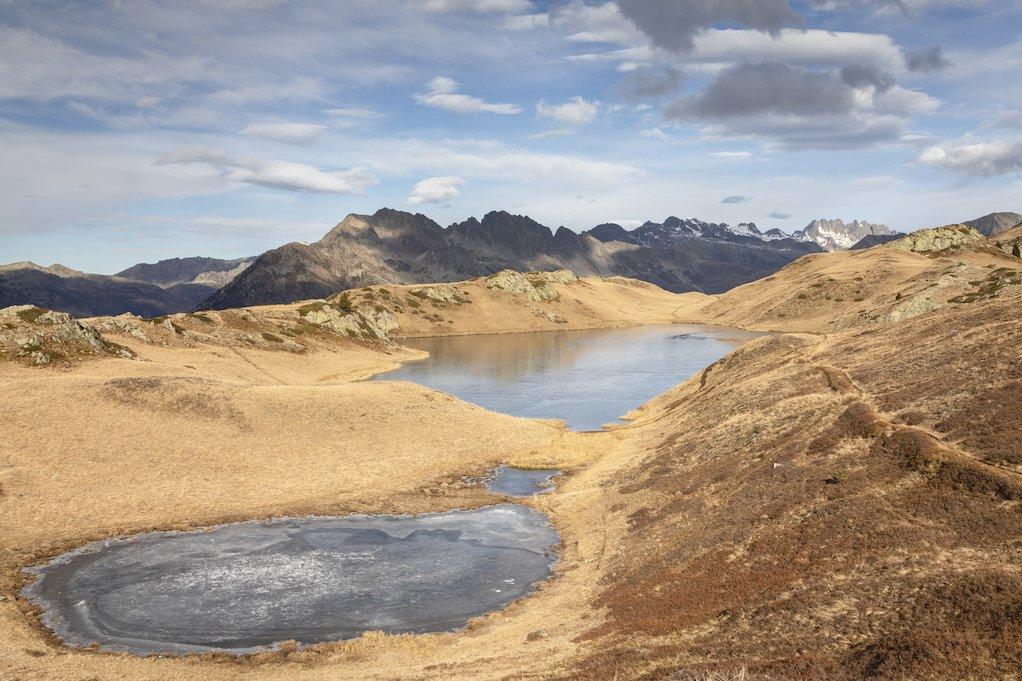 Lacs de l'Alpe d'Huez