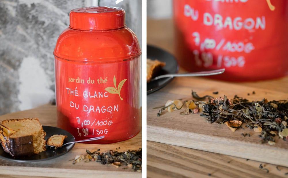 thé grenoble