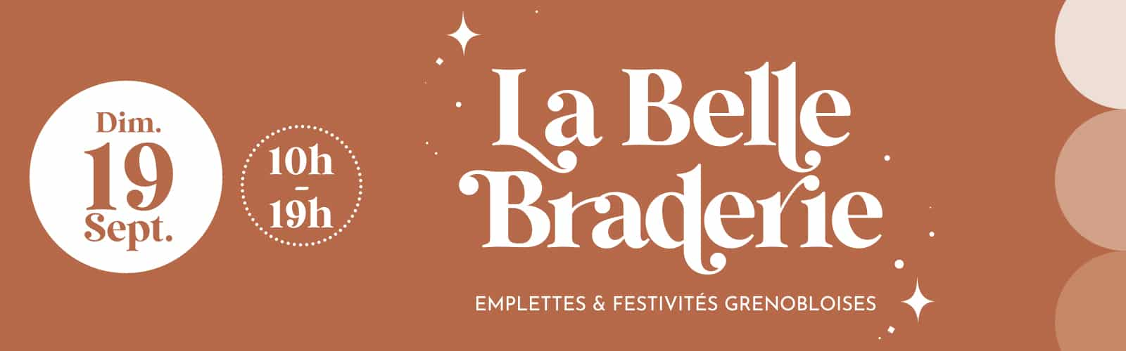 Belle Braderie Grenoble